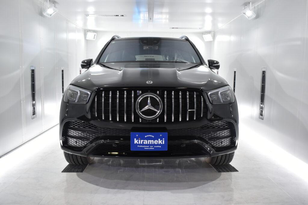 【AMG GLE53】Mercedes-AMG コーティング大阪神戸兵庫