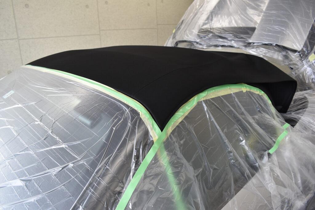 718スパイダーカーコーティング大阪兵庫神戸ガラスコーティング大阪兵庫神戸