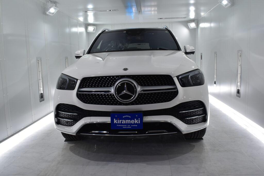 【GLE】Mercedes-Benz コーティング大阪神戸兵庫