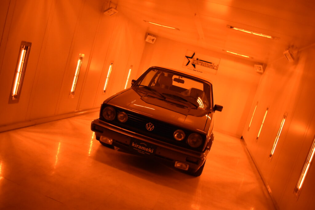 VWゴルフカーコーティング大阪兵庫神戸ガラスコーティング大阪兵庫神戸