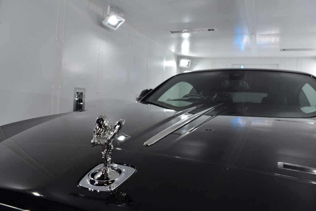 【WRAITH】Rolls-Royce コーティング神戸大阪兵庫