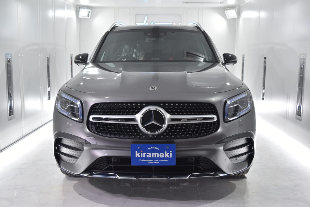 【GLB】Mercedes-Benz コーティング神戸大阪兵庫