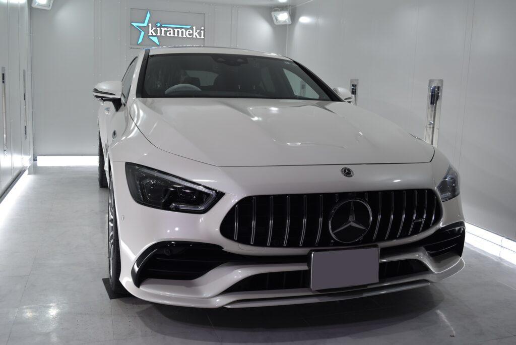 【GT4-Door Coupe】Mercedes-AMG
